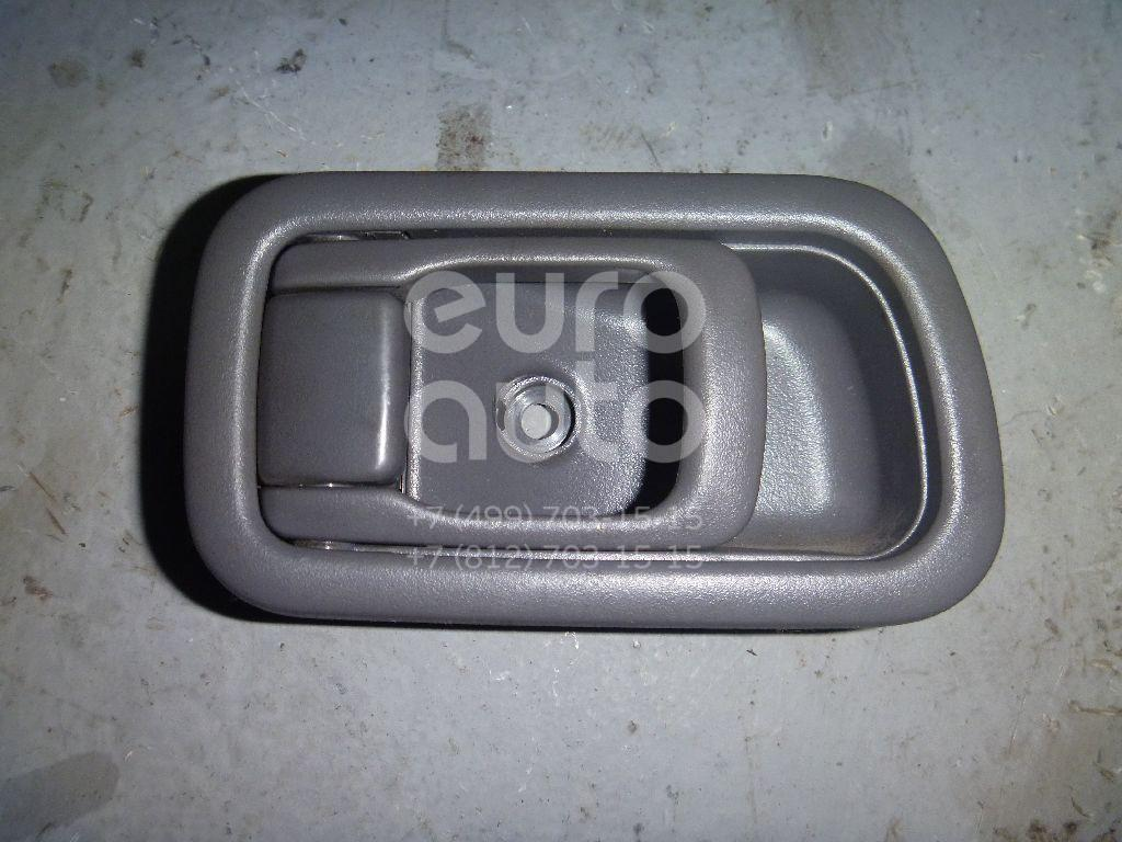 Ручка двери внутренняя левая для Nissan NP300 2008>;Terrano II /Pathfinder (R50) 1996-2004;King Cab D22 1998-2005 - Фото №1