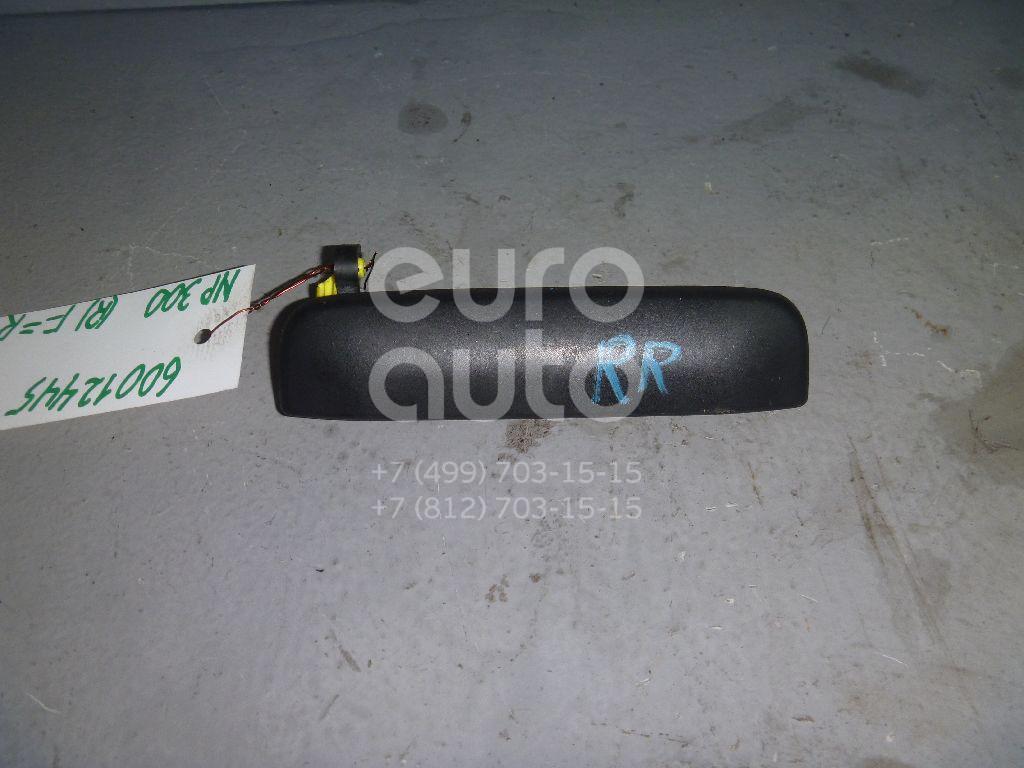Ручка двери наружная правая для Nissan NP300 2008> - Фото №1