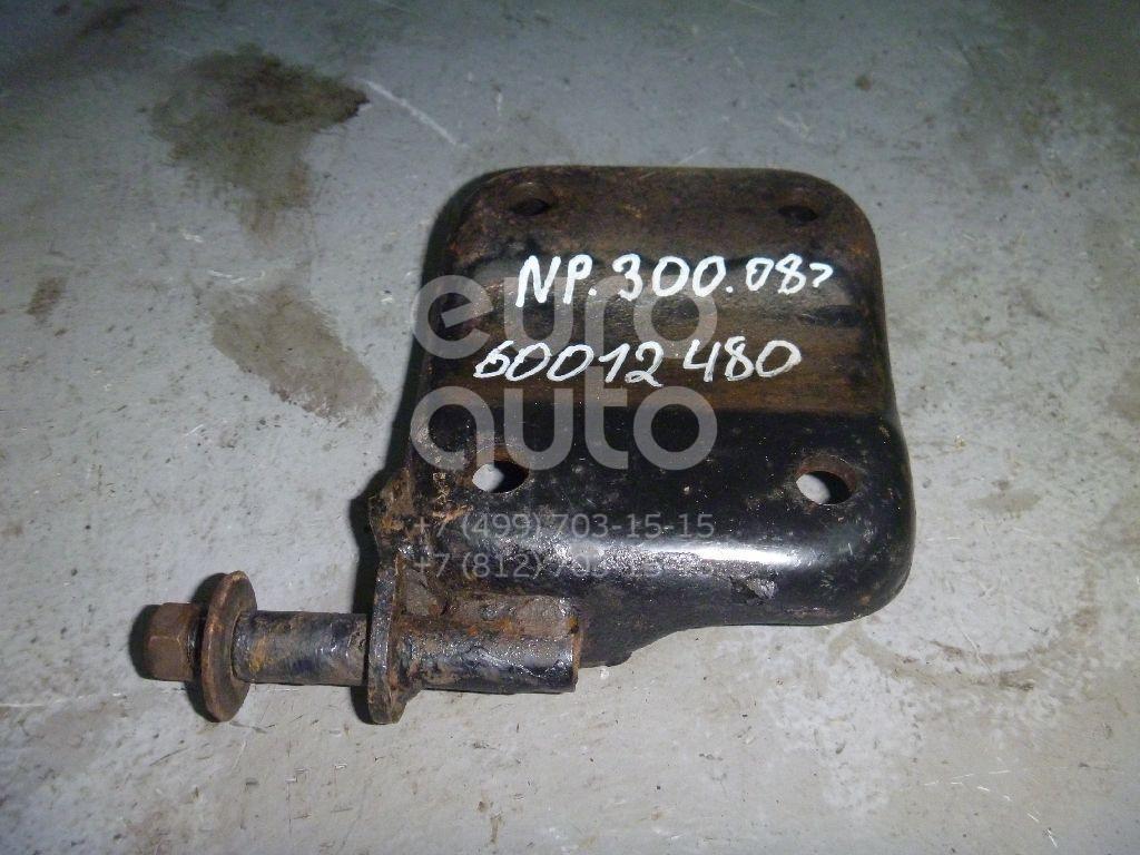 Сектор задней рессоры для Nissan NP300 2008>;King Cab D22 1998-2005 - Фото №1