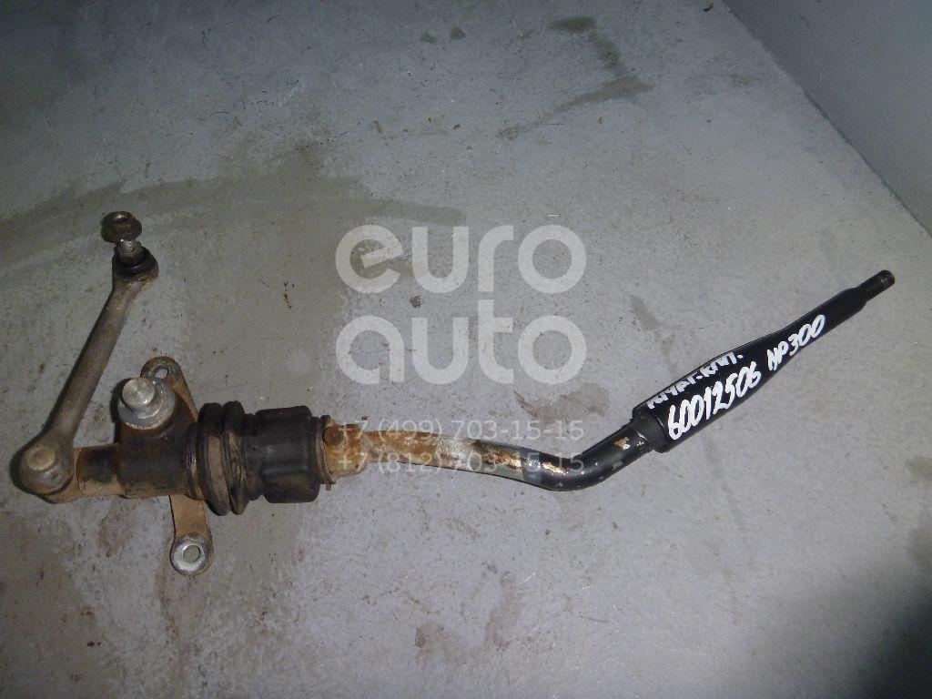 Кулиса КПП для Nissan NP300 2008>;King Cab D22 1998-2005 - Фото №1