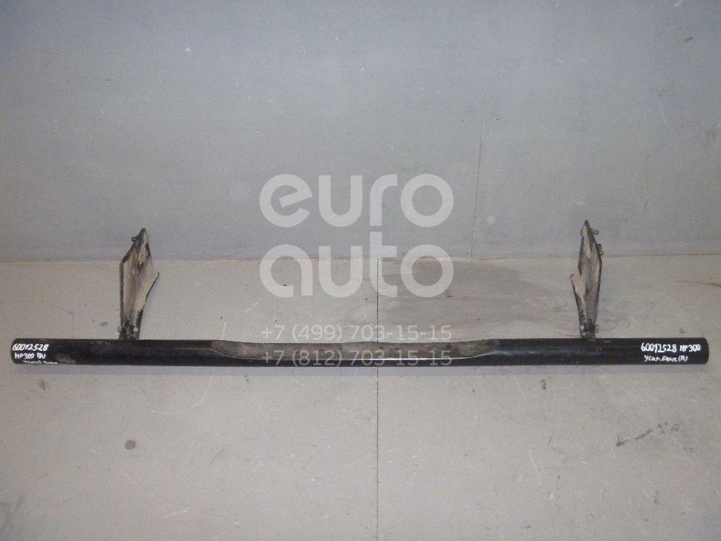 Усилитель заднего бампера для Nissan NP300 2008>;King Cab D22 1998-2005 - Фото №1