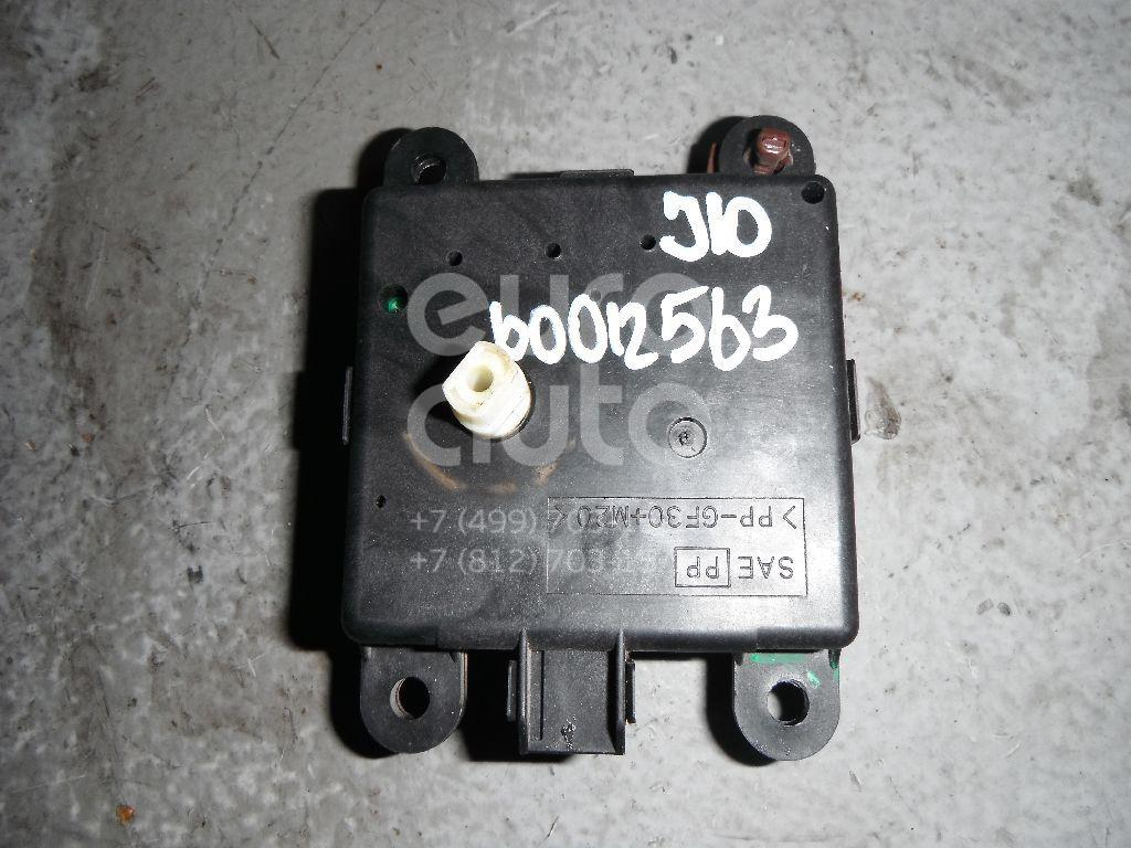 Моторчик заслонки отопителя для Nissan,Infiniti Qashqai (J10) 2006-2014;Murano (Z50) 2004-2008;Teana J31 2006-2008;X-Trail (T30) 2001-2006;X-Trail (T31) 2007-2014;EX/QX50 (J50) 2008-2014;FX/QX70 (S51) 2008>;G (V36) 2007-2013 - Фото №1
