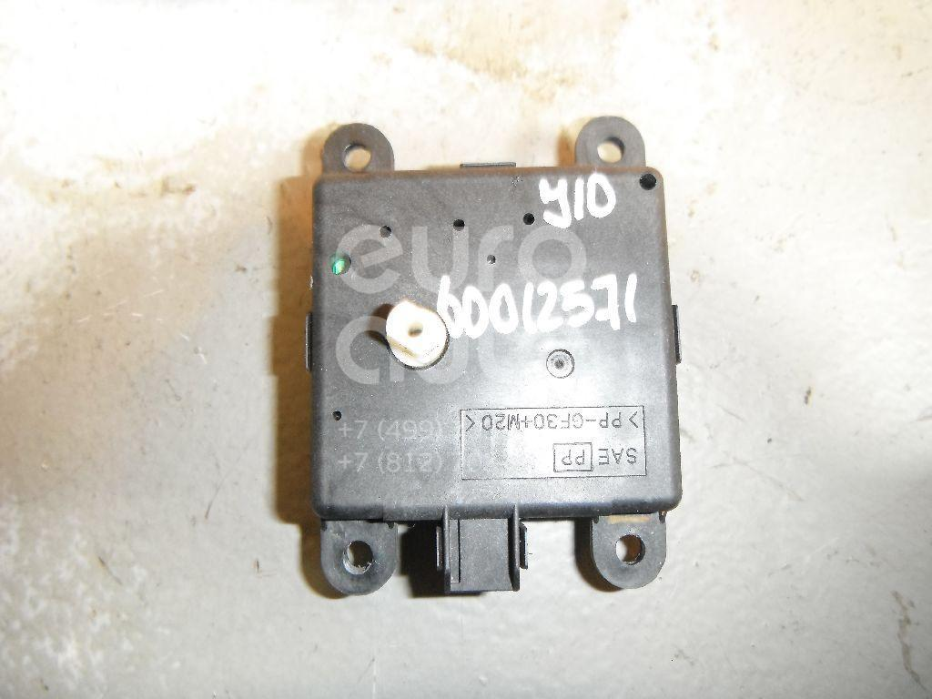 Моторчик заслонки отопителя для Nissan Qashqai (J10) 2006-2014 - Фото №1