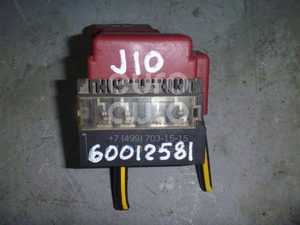 Блок предохранителей для Nissan Qashqai (J10) 2006-2014 - Фото №1