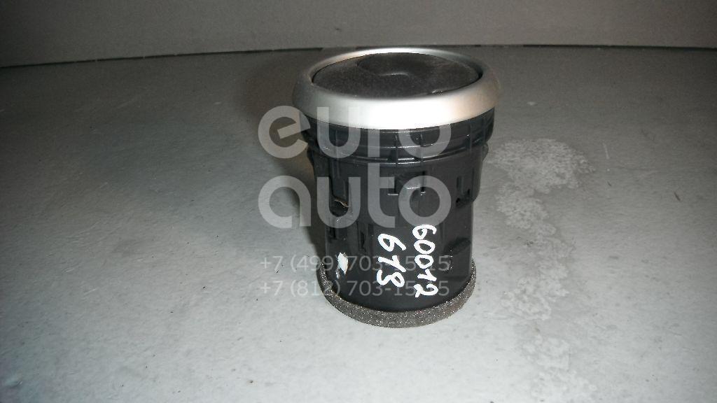 Дефлектор воздушный для Nissan Qashqai (J10) 2006-2014;Qashqai+2 (JJ10) 2008-2014 - Фото №1