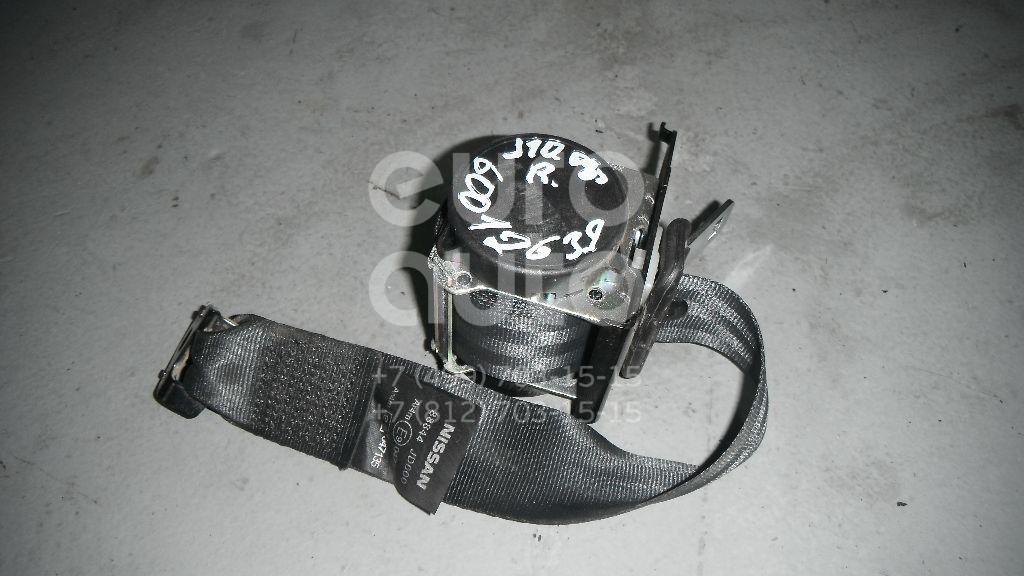 Ремень безопасности для Nissan Qashqai (J10) 2006-2014 - Фото №1