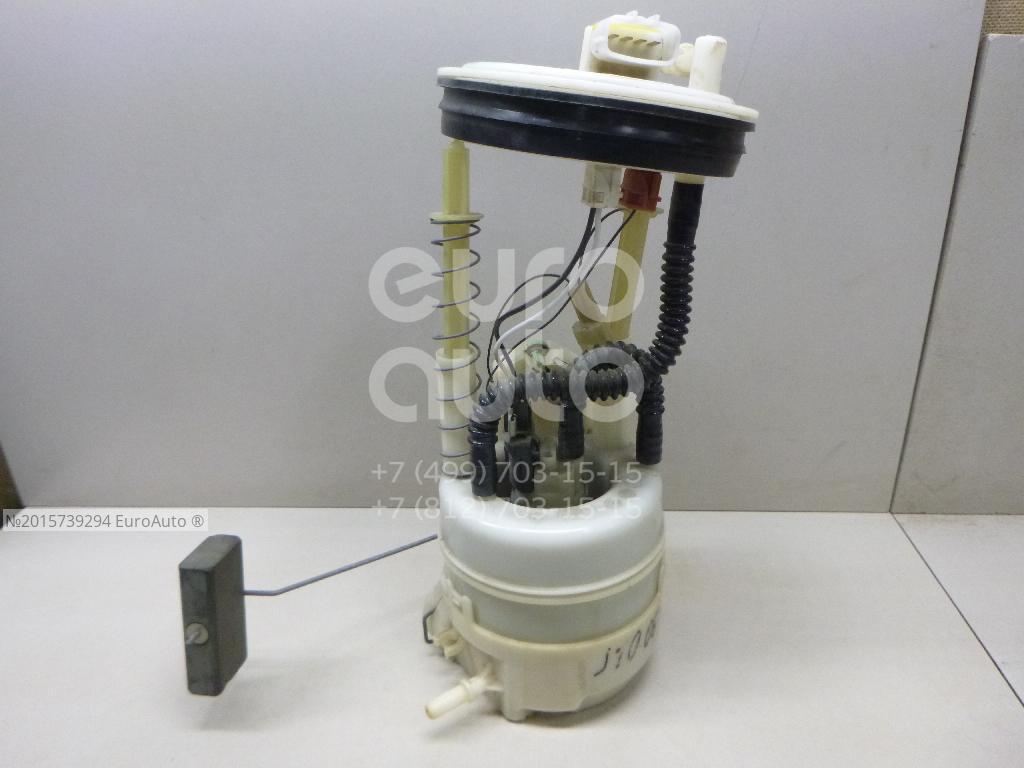 Насос топливный электрический для Nissan Qashqai (J10) 2006-2014;Qashqai+2 (JJ10) 2008-2014 - Фото №1