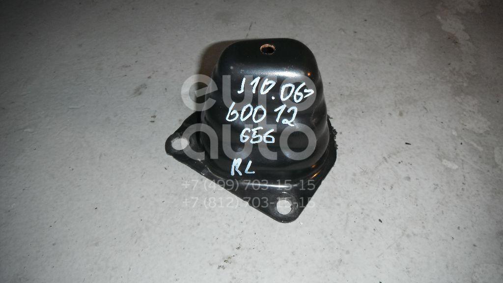 Кронштейн усилителя заднего бампера левый для Nissan Qashqai (J10) 2006-2014;Qashqai+2 (JJ10) 2008-2014 - Фото №1