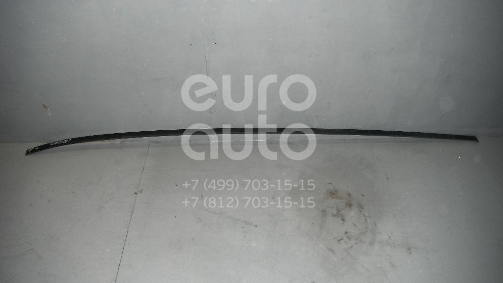 Молдинг крыши левый для Nissan Qashqai (J10) 2006-2014 - Фото №1
