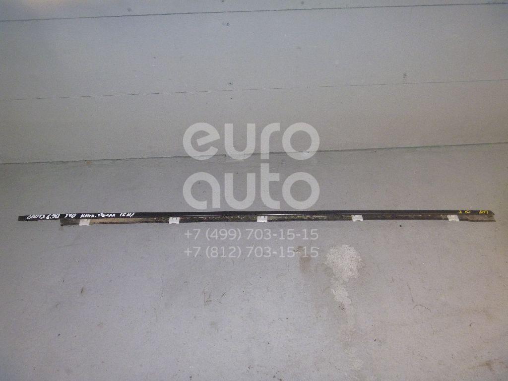 Накладка стекла переднего правого для Nissan Qashqai (J10) 2006-2014;Qashqai+2 (JJ10) 2008-2014 - Фото №1