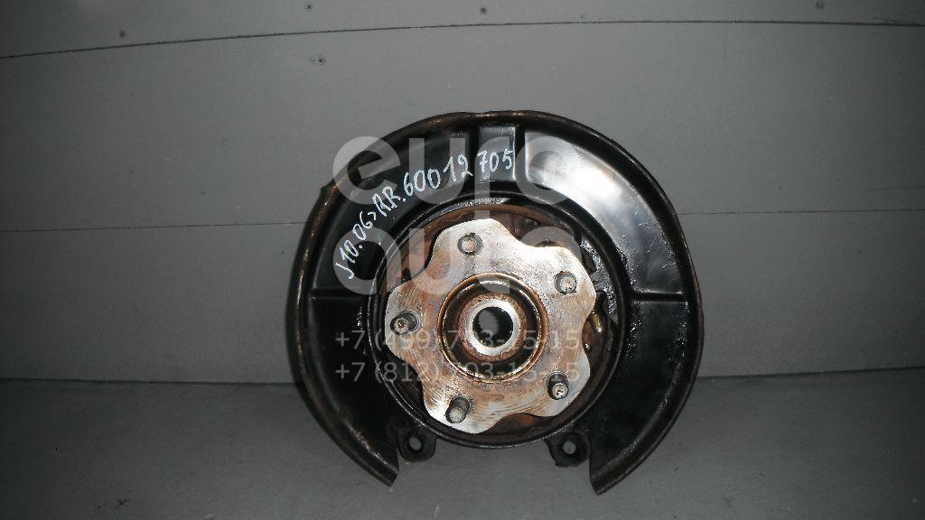 Ступица задняя для Nissan,Renault Qashqai (J10) 2006-2014;X-Trail (T31) 2007-2014;Koleos (HY) 2008-2016;Juke (F15) 2011>;Qashqai+2 (JJ10) 2008-2014 - Фото №1