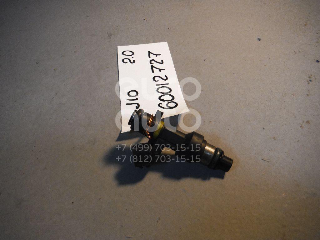 Форсунка инжекторная электрическая для Nissan Qashqai (J10) 2006-2014;Teana J31 2006-2008;X-Trail (T31) 2007-2014;Tiida (C11) 2007-2014;Qashqai+2 (JJ10) 2008-2014 - Фото №1