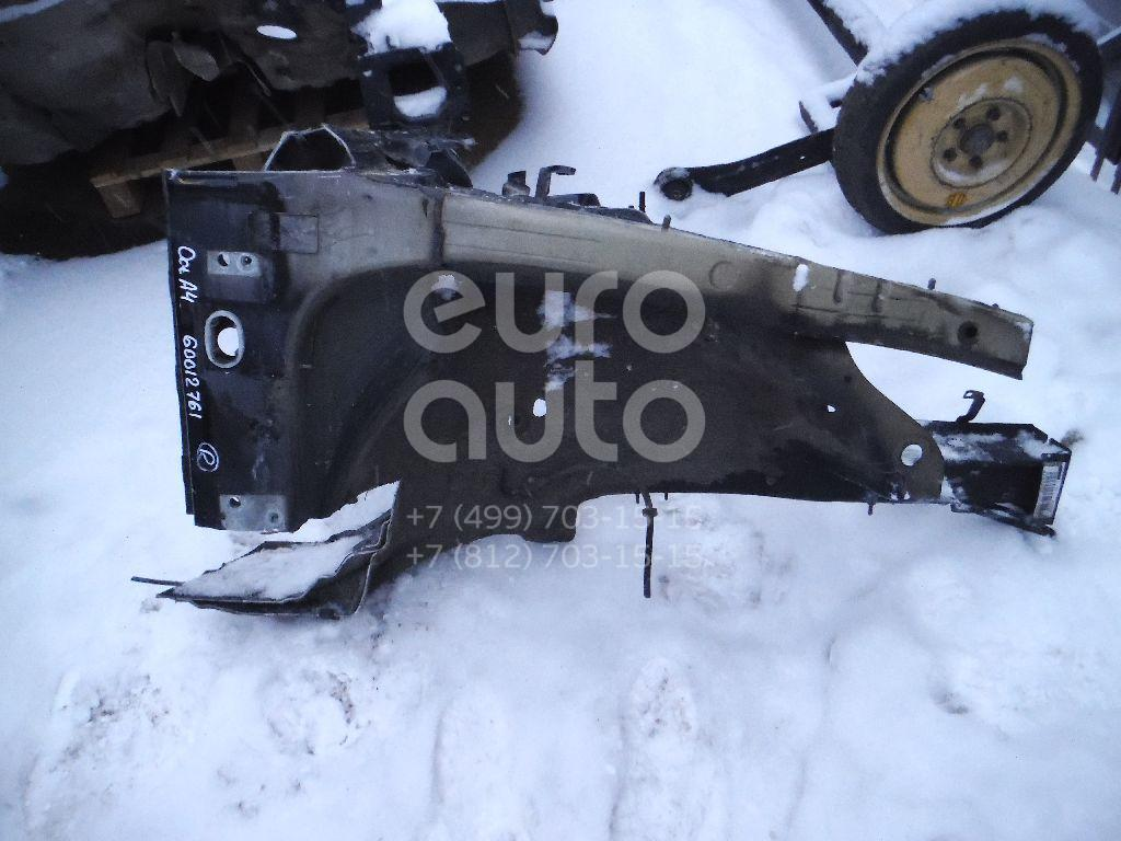 Лонжерон передний правый для Skoda Octavia (A4 1U-) 2000-2011 - Фото №1