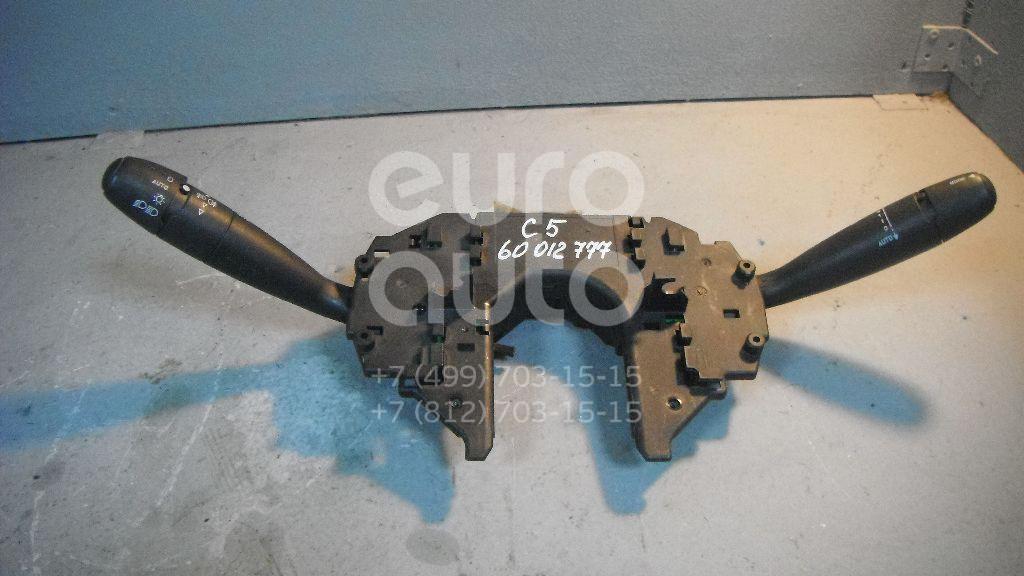 Переключатель подрулевой в сборе для Citroen C5 2008> - Фото №1