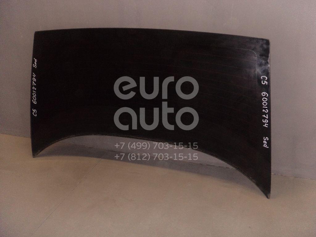Стекло заднее для Citroen C5 2008> - Фото №1