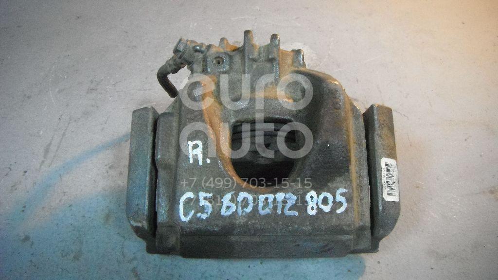 Суппорт передний правый для Citroen,Peugeot C5 2008>;508 2010> - Фото №1