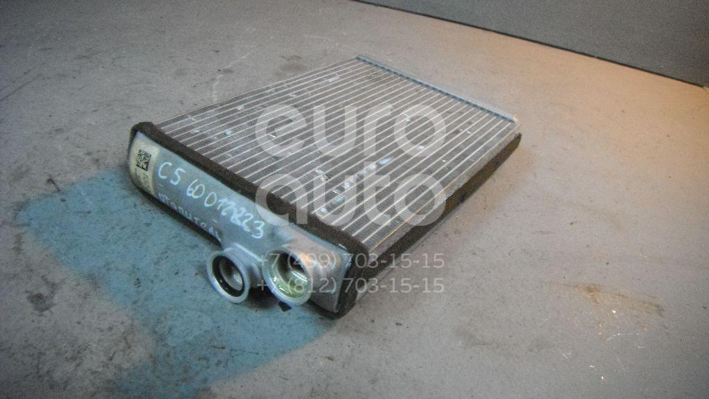 Радиатор отопителя для Citroen C5 2008>;407 2004> - Фото №1
