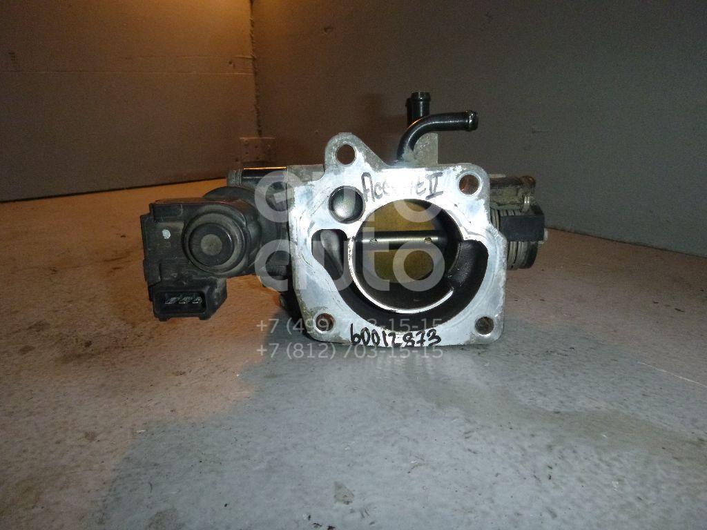 Заслонка дроссельная механическая для Hyundai Accent II (+ТАГАЗ) 2000-2012;Elantra 2000-2005 - Фото №1