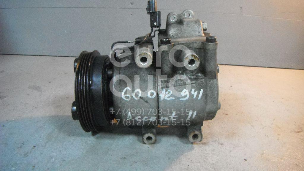 Компрессор системы кондиционирования для Hyundai Accent II (+ТАГАЗ) 2000-2012 - Фото №1