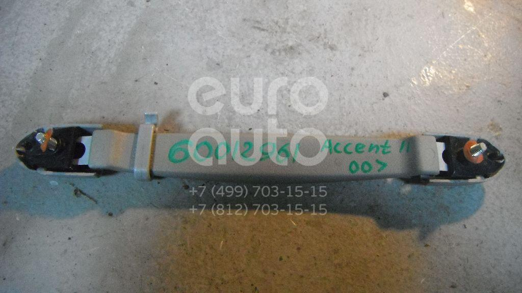 Ручка внутренняя потолочная для Hyundai Accent II (+ТАГАЗ) 2000-2012 - Фото №1
