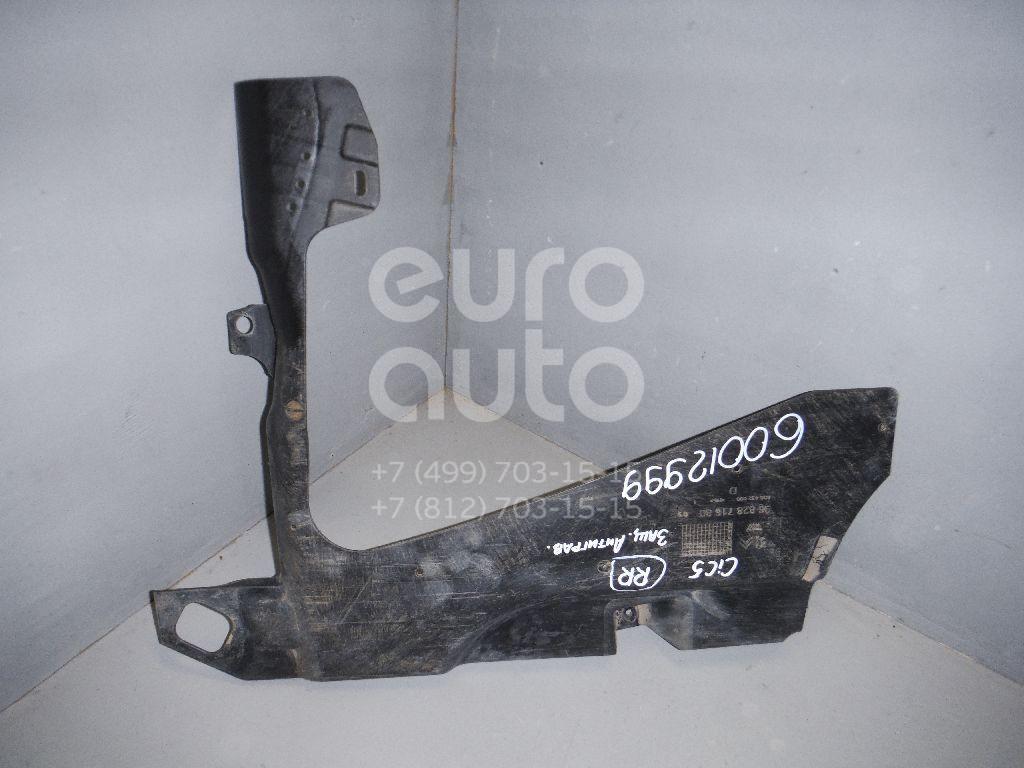 Защита антигравийная для Citroen C5 2008> - Фото №1