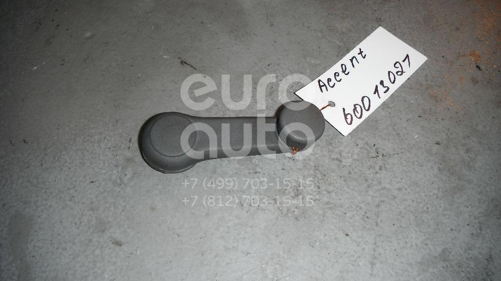 Ручка стеклоподъемника для Hyundai Accent II (+ТАГАЗ) 2000-2012;Picanto 2005-2011;Cerato 2004-2008;Ceed 2007- 2012;i30 2007-2012 - Фото №1