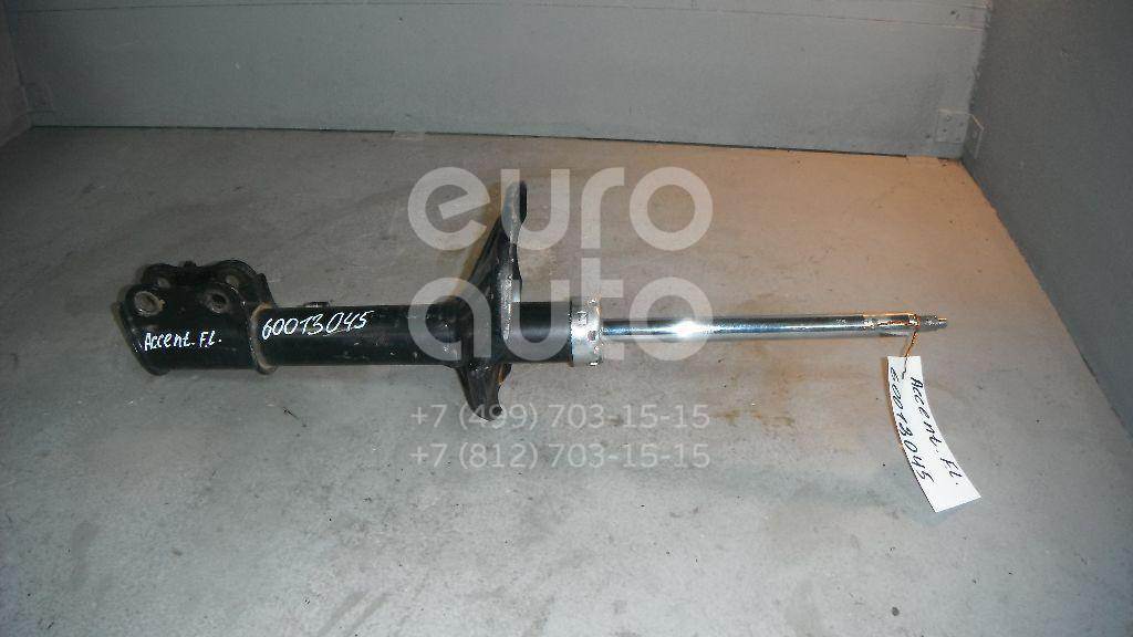 Амортизатор задний левый для Hyundai Accent II (+ТАГАЗ) 2000-2012 - Фото №1