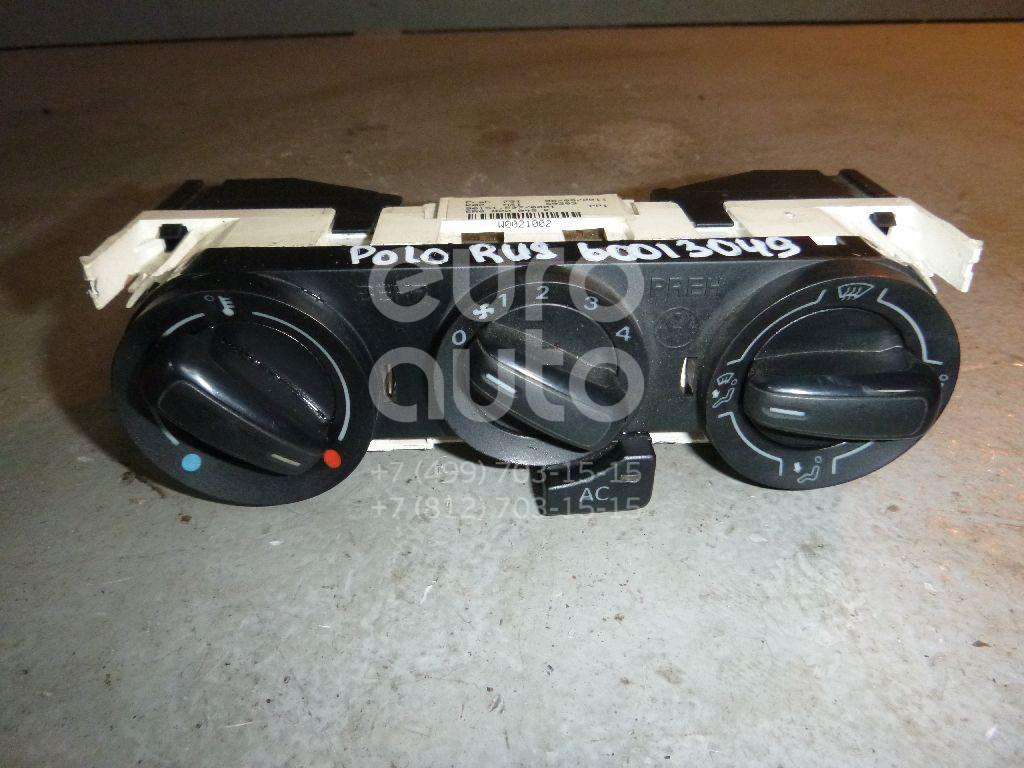 Блок управления отопителем для VW Polo (Sed RUS) 2011> - Фото №1