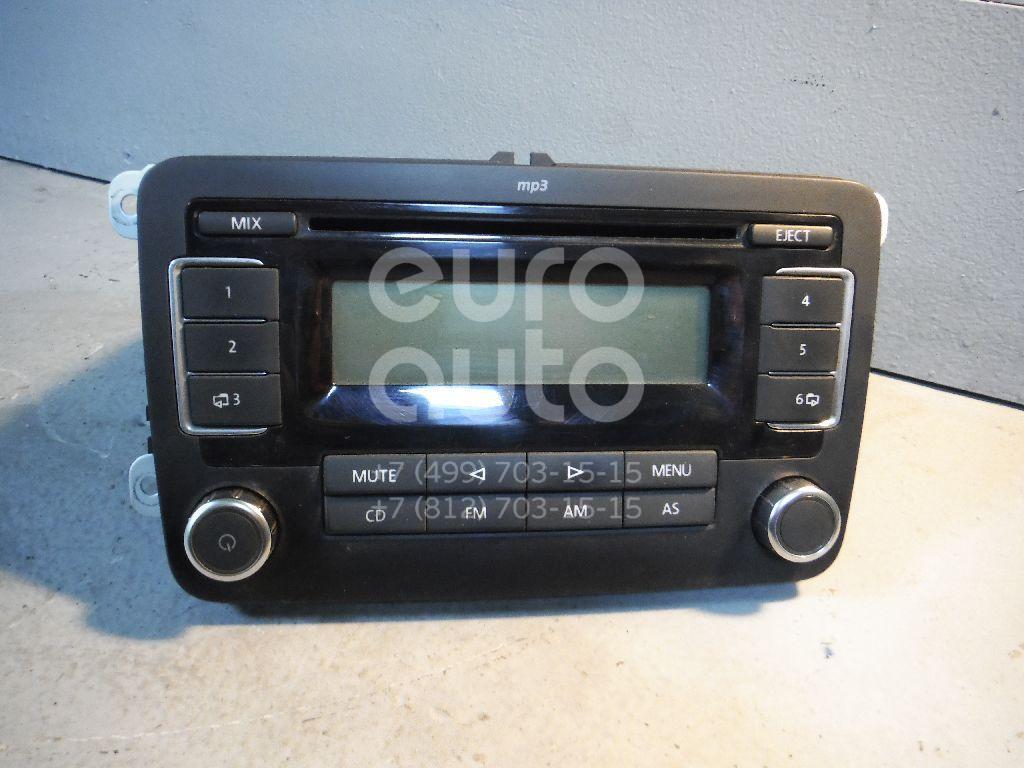 Магнитола для VW Polo (Sed RUS) 2011> - Фото №1