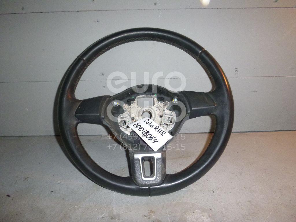 Рулевое колесо для AIR BAG (без AIR BAG) для VW Polo (Sed RUS) 2011>;Polo (HB) 2009> - Фото №1