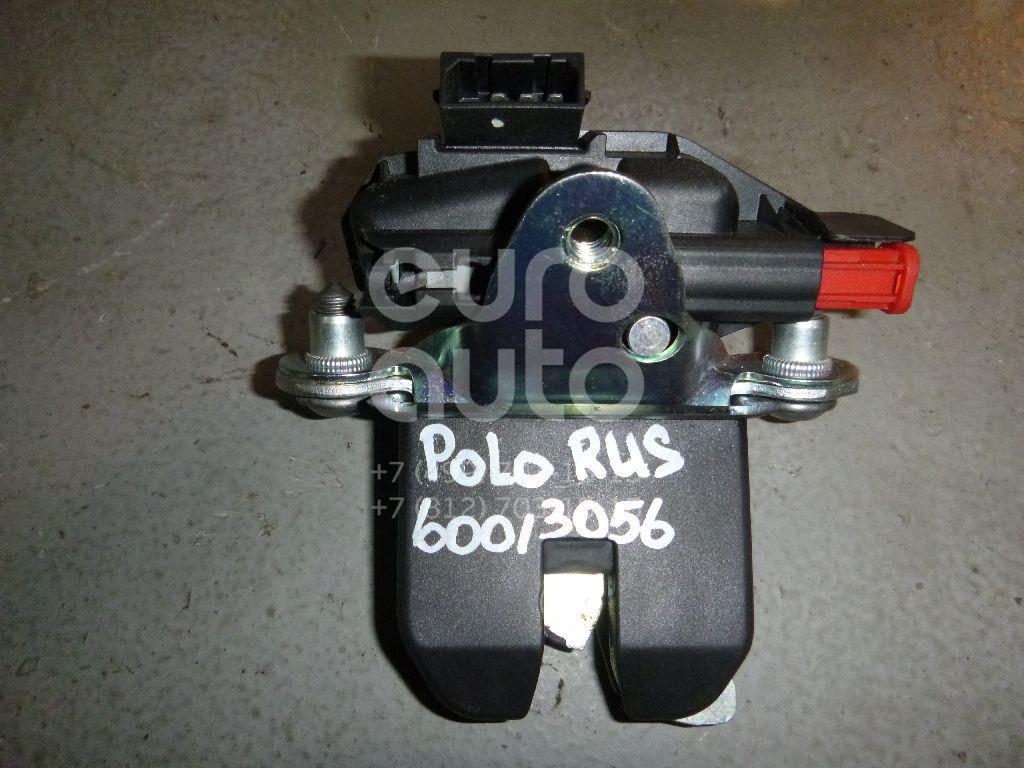 Замок багажника для VW,Skoda Polo (Sed RUS) 2011>;Fabia 1999-2006 - Фото №1