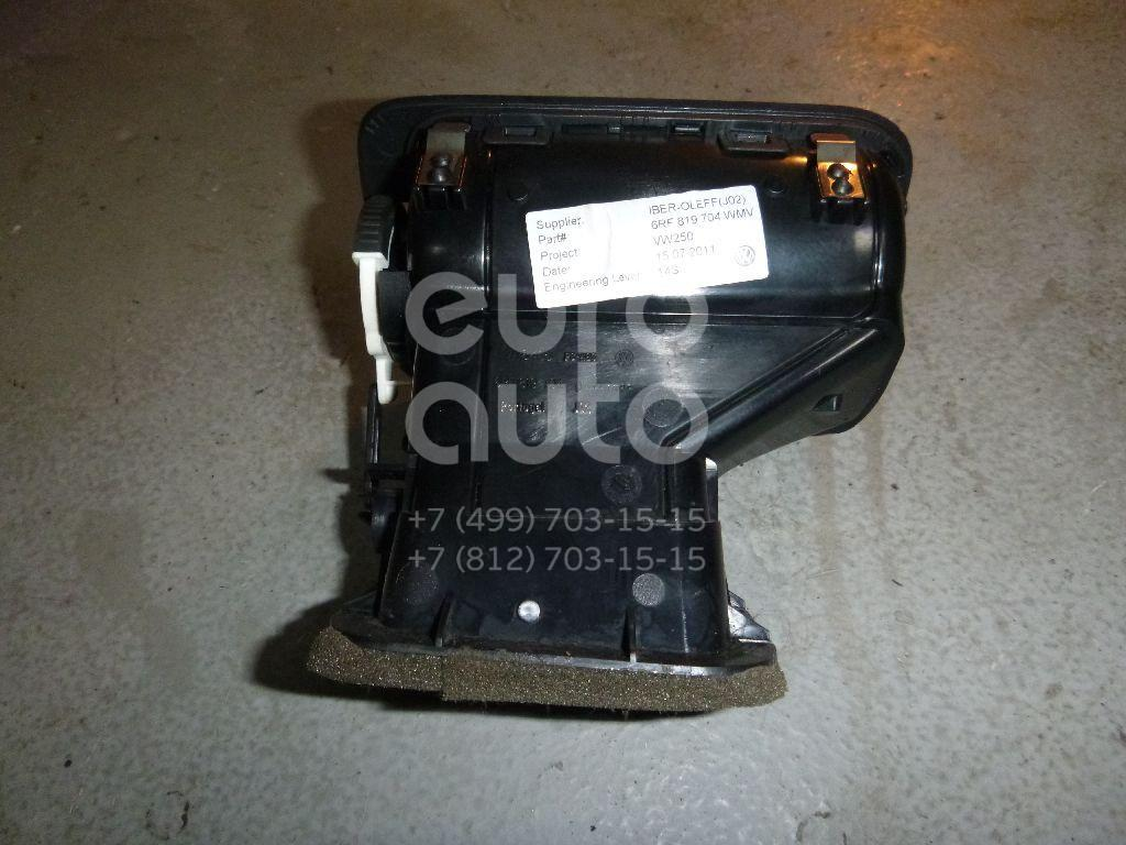 Дефлектор воздушный для VW Polo (Sed RUS) 2011> - Фото №1