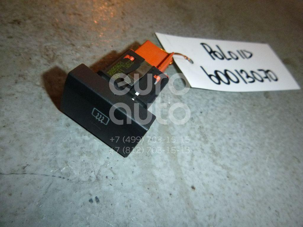 Кнопка обогрева заднего стекла для VW Polo (Sed RUS) 2011>;Polo (HB) 2009> - Фото №1