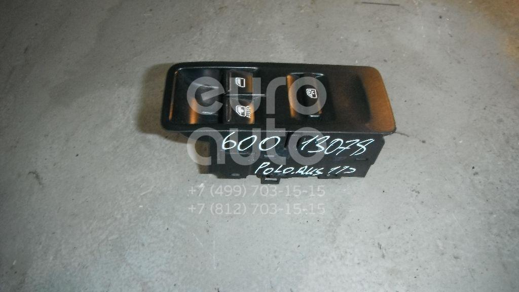 Блок управления стеклоподъемниками для VW Polo (Sed RUS) 2011> - Фото №1