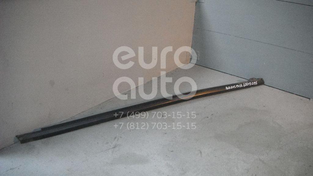 Накладка стекла переднего правого для VW Polo (Sed RUS) 2011> - Фото №1