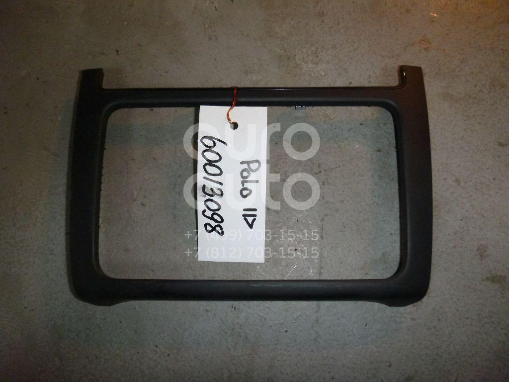 Рамка магнитолы для VW Polo (Sed RUS) 2011> - Фото №1