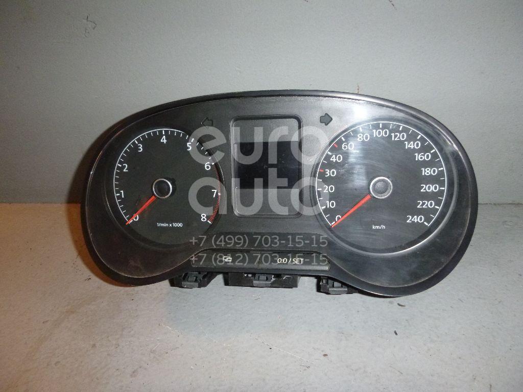 Панель приборов для VW Polo (Sed RUS) 2011> - Фото №1
