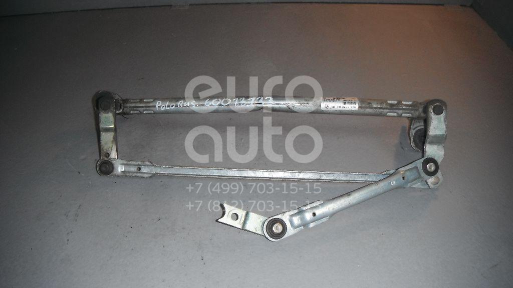 Трапеция стеклоочистителей для VW,Seat Polo (Sed RUS) 2011>;Ibiza V 2008>;Polo (HB) 2009> - Фото №1