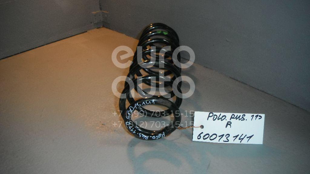 Пружина задняя для VW Polo (Sed RUS) 2011> - Фото №1