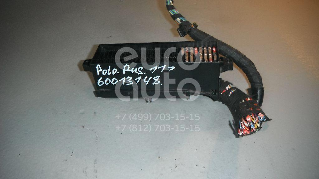 Блок предохранителей для VW Polo (Sed RUS) 2011>;Jetta 2011> - Фото №1