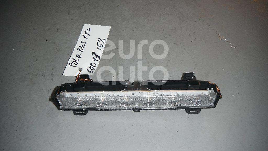 Фонарь задний (стоп сигнал) для Skoda Polo (Sed RUS) 2011>;Passat [B7] 2011>;Jetta 2011>;Rapid 2013> - Фото №1