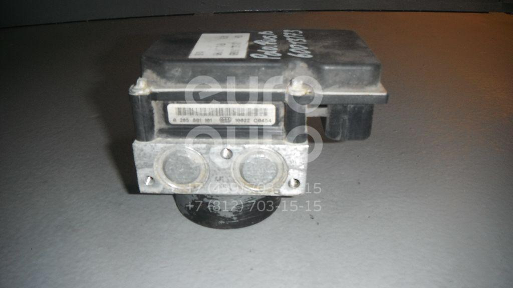Блок ABS (насос) для VW Polo (Sed RUS) 2011> - Фото №1