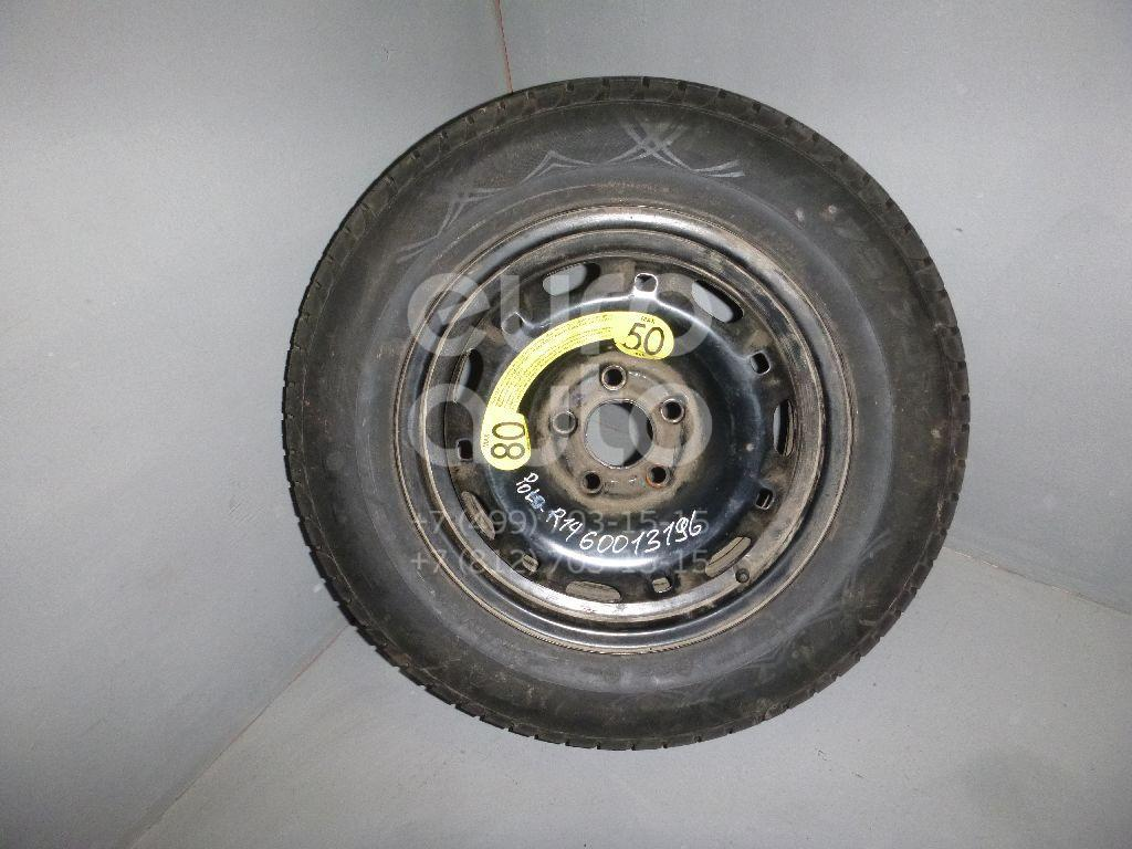 Диск запасного колеса (докатка) для VW Polo (Sed RUS) 2011> - Фото №1