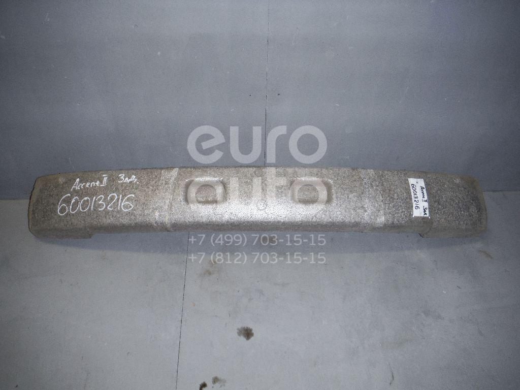 Наполнитель заднего бампера для Hyundai Accent II (+ТАГАЗ) 2000-2012 - Фото №1