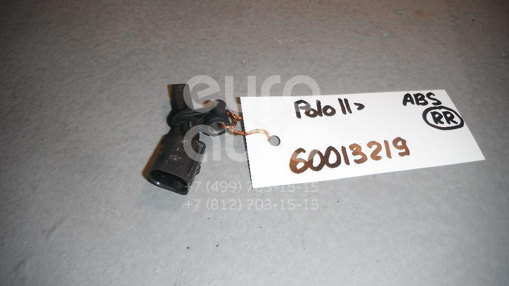 Датчик ABS задний правый для VW Polo (Sed RUS) 2011>;Polo 2001-2009;Fabia 2007-2015;Polo (HB) 2009>;Fox 2005> - Фото №1