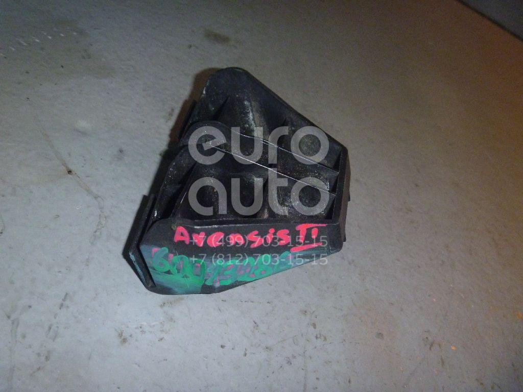 Кронштейн заднего бампера левый для Toyota Avensis II 2003-2008 - Фото №1
