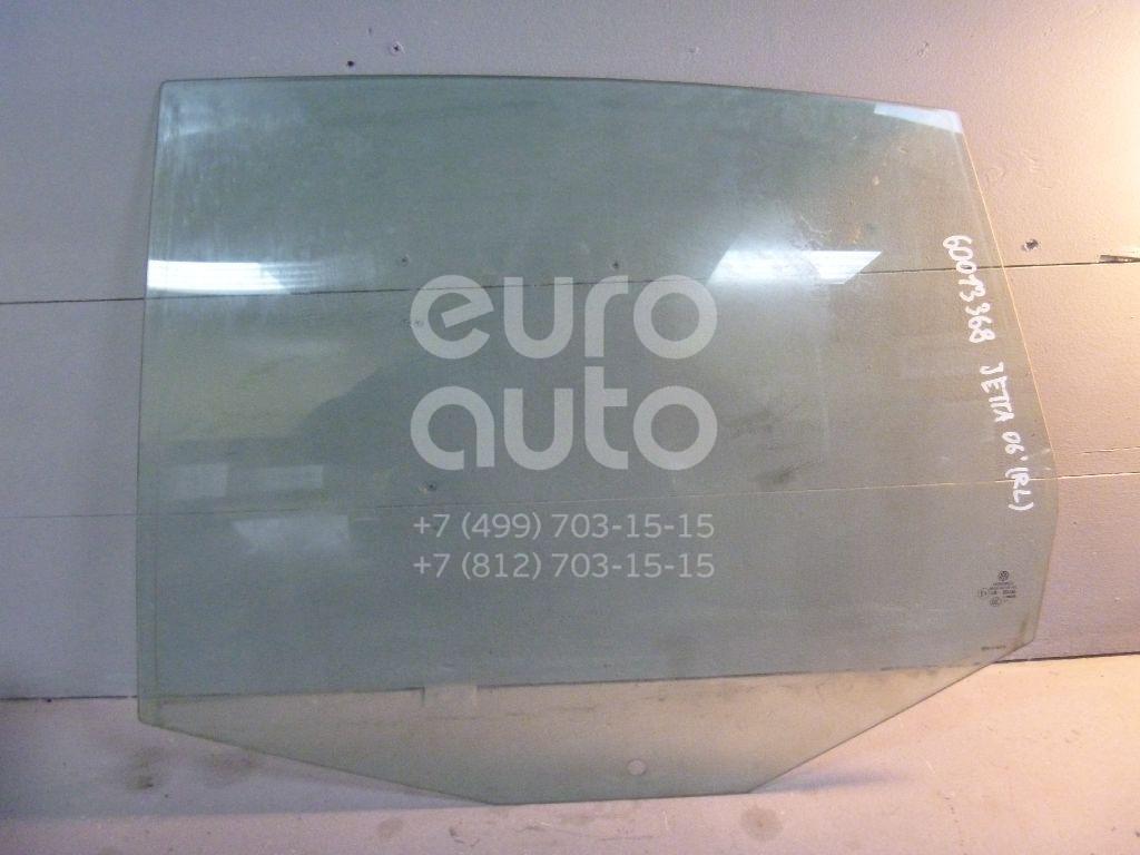 Стекло двери задней левой для VW Jetta 2006-2011 - Фото №1
