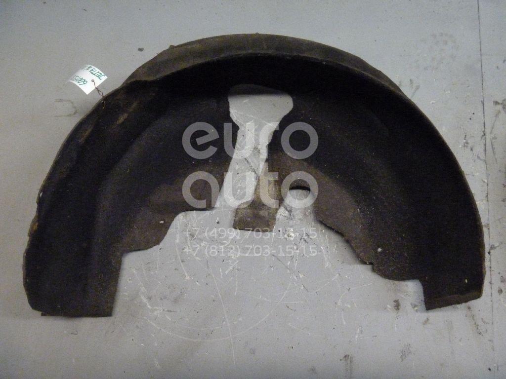 Локер задний правый для VW Jetta 2006-2011;Golf VI 2009-2012 - Фото №1