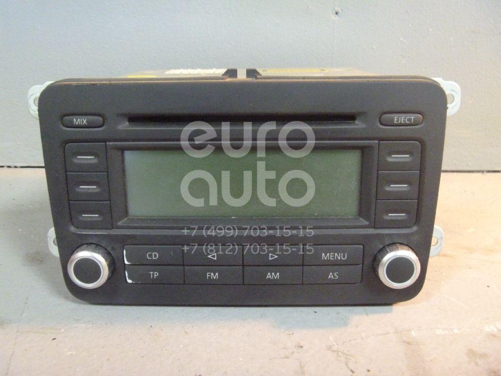Магнитола для VW Jetta 2006-2011;Passat [B6] 2005-2010 - Фото №1