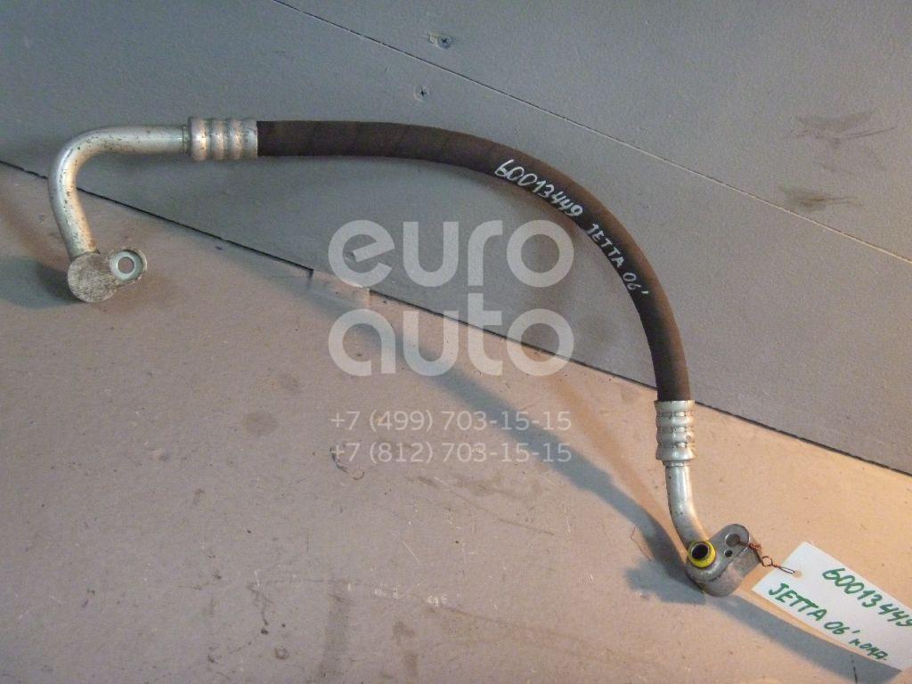 Трубка кондиционера для Skoda Jetta 2006-2011;A3 [8PA] 2004-2013;Golf V 2003-2009;Touran 2003-2010;Octavia (A5 1Z-) 2004-2013 - Фото №1
